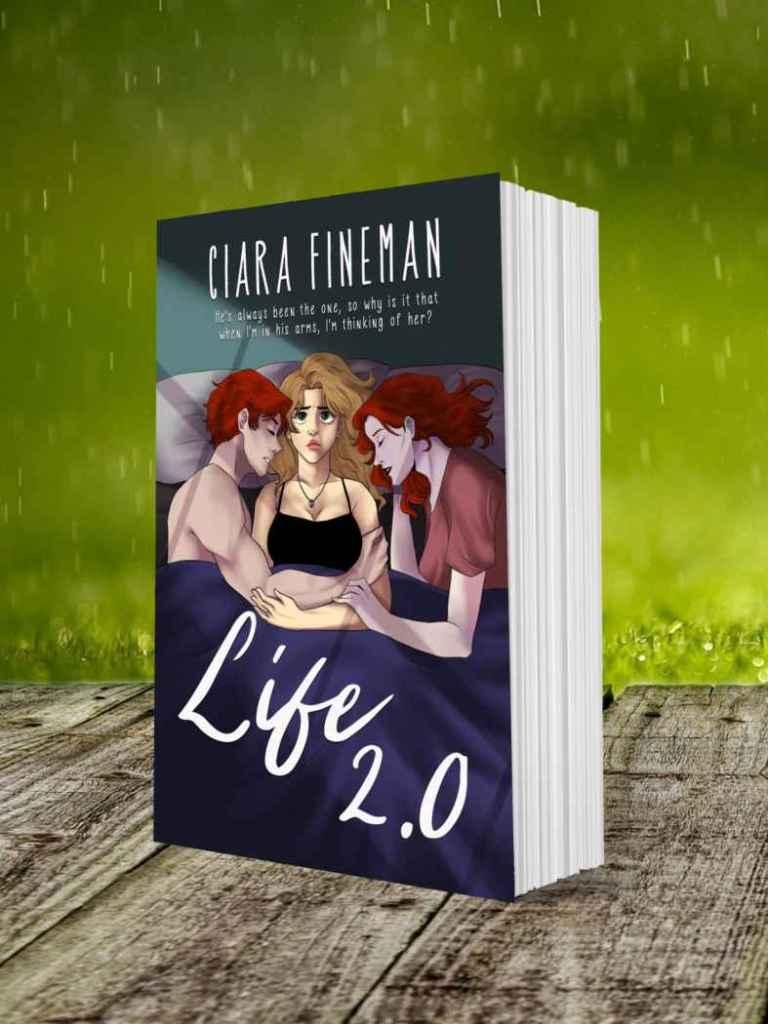 Life 2.0 by Ciara Fineman book cover