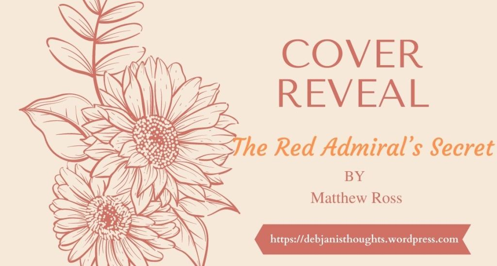 The Red Admiral's Secret by Matthew Ross - Cover Reveal