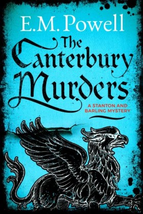 The Canterbury Murders by E.M. Powell - book cover