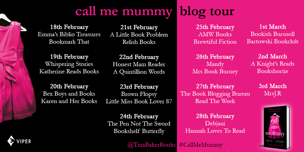 Call Me Mummy by Tina Baker - Review