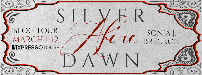 Silver Dawn Afire by Sonja J. Breckon - Excerpt | Blog Tour