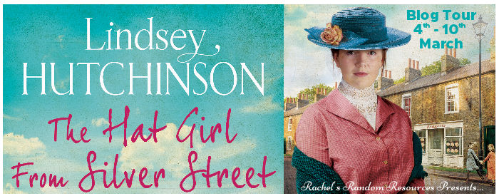 The Hat Girl From Silver Street by Lindsey Hutchinson - Review | Blog Tour