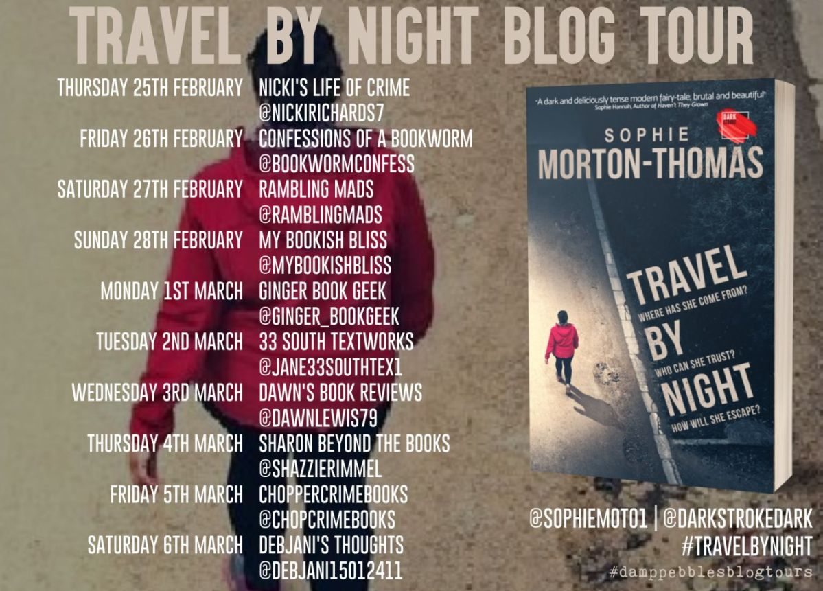 Travel by Night by Sophie Morton-Thomas – Review | BlogTour