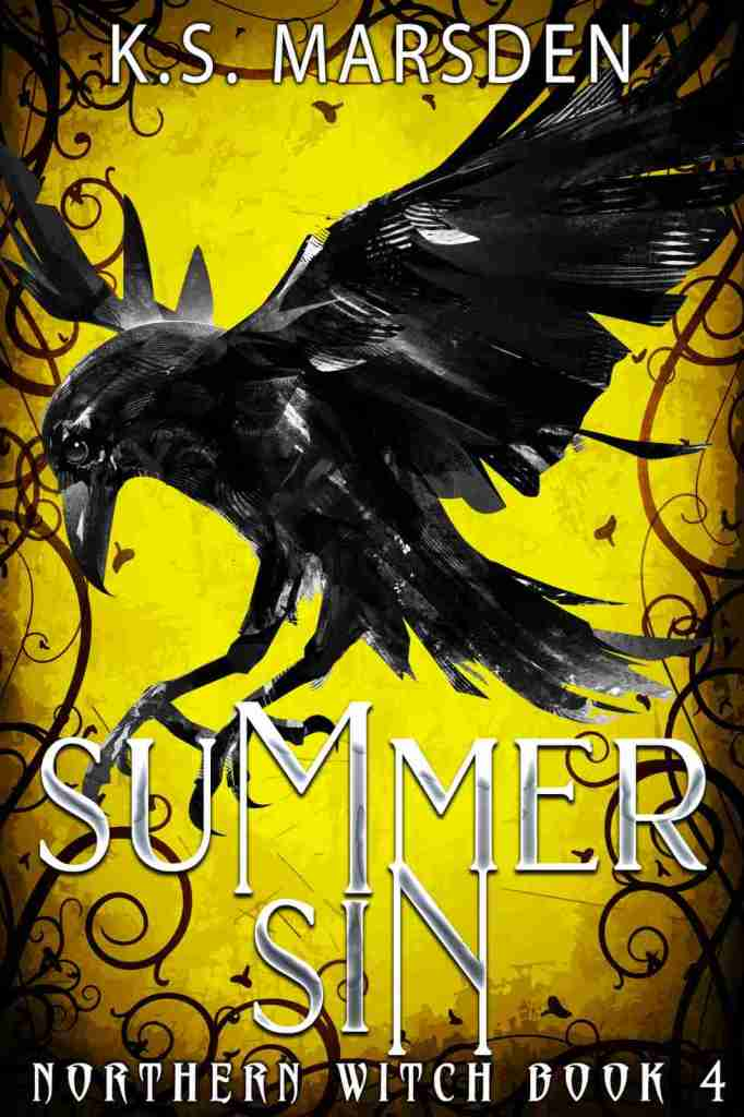 Summer Sin by Kelly S. Marsden book cover