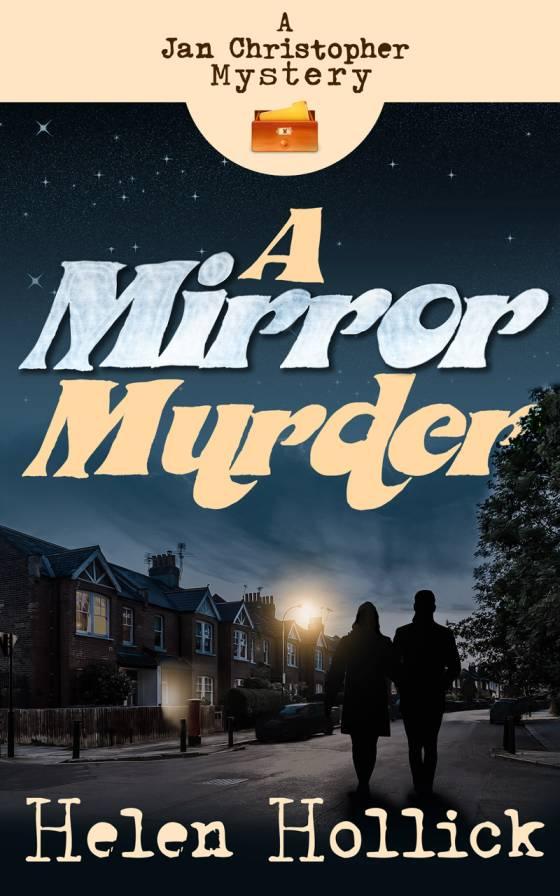 A Mirror Murder by Helen Hollick - book cover