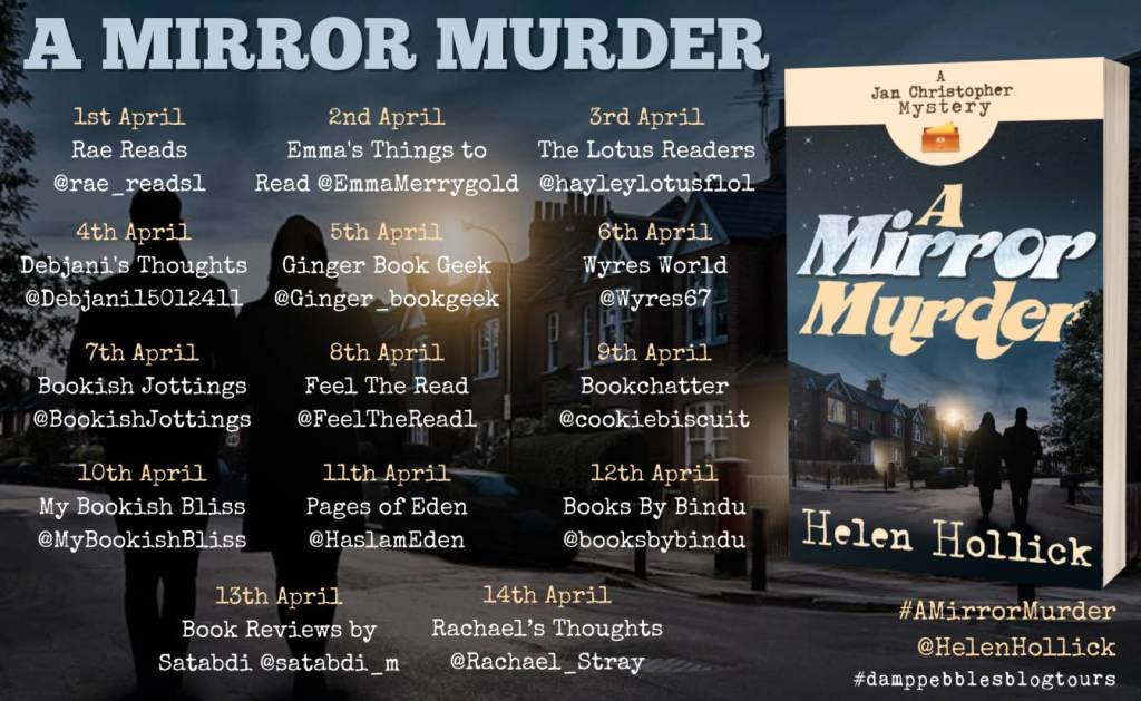 A Mirror Murder by Helen Hollick - Review | Blog Tour