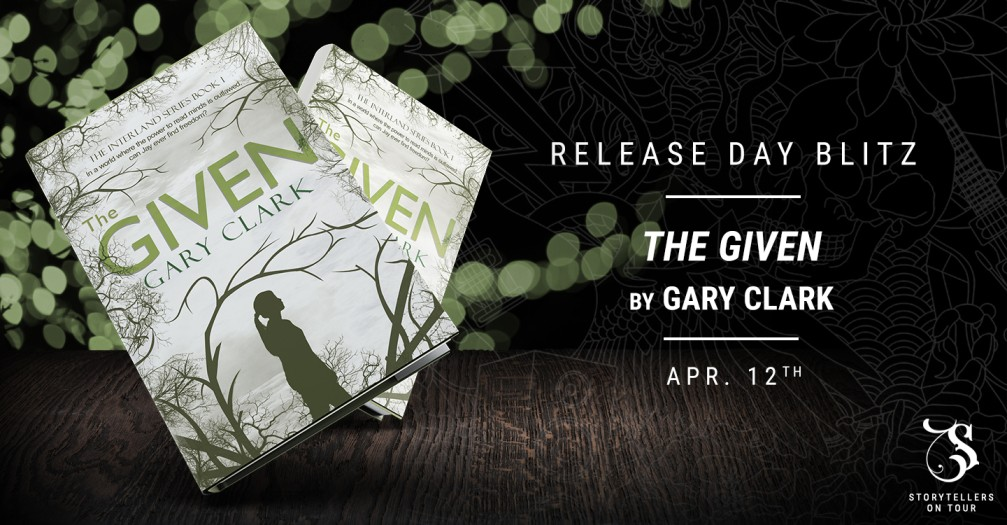 The Given by Gary Clark -  Book Blitz