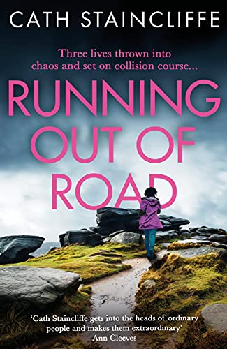 Running Out of Road by Cath Staincliffe book cover