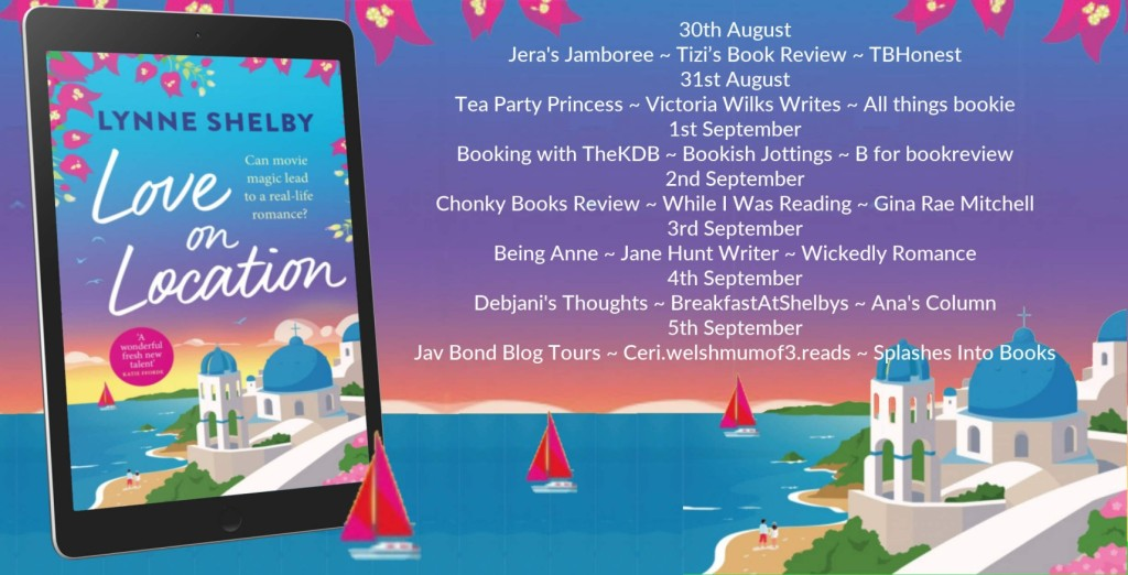 Love On Location by Lynne Shelby - Review | Blog Tour