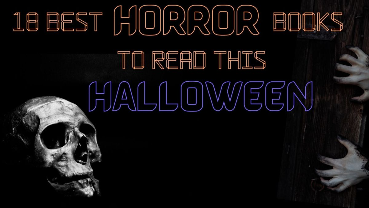 18 Best Scary Books To Read ForHalloween